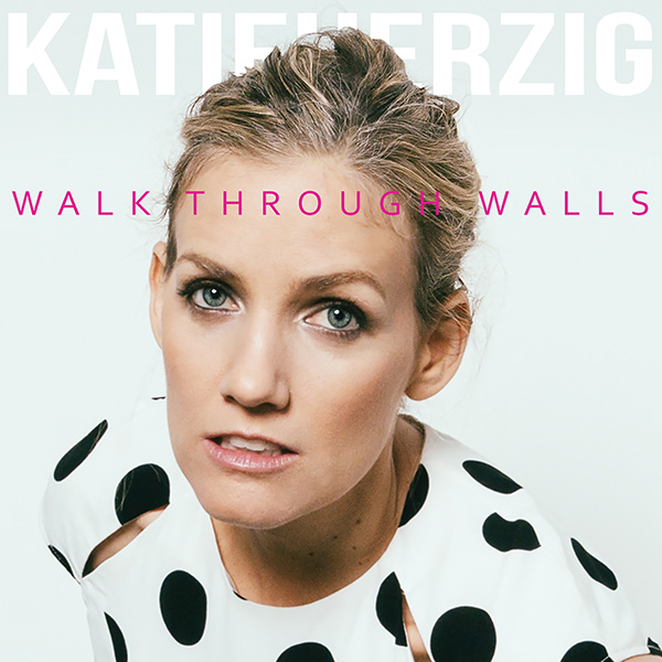 Walk Through Walls (2014) CD