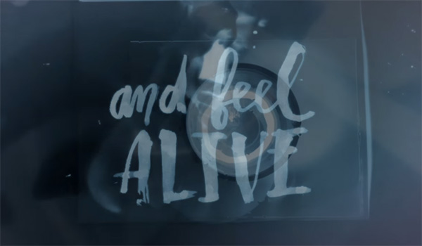 Feel Alive (Official Lyric Video)
